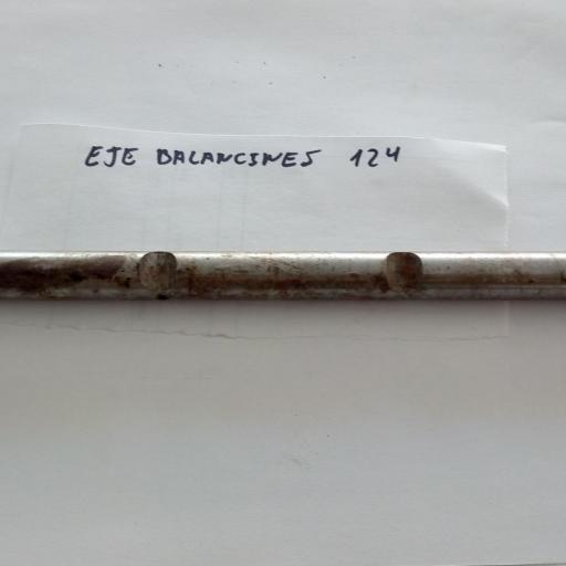 EJE BALANCINES SEAT 124