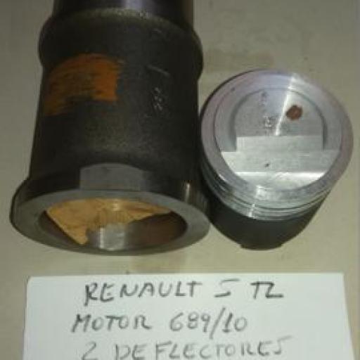 EQUIPO MOTOR RENAULT 5 TL 65MM
