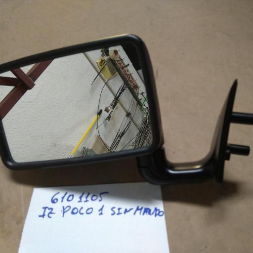 espejo izquierdo vw polo 1