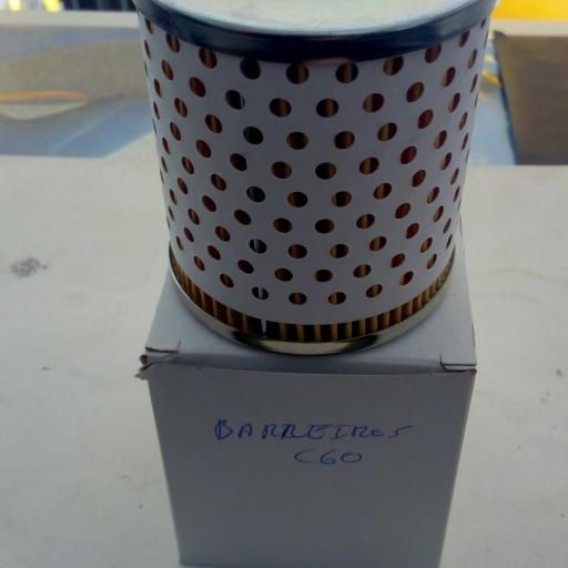 filtro aceite barreiros c60