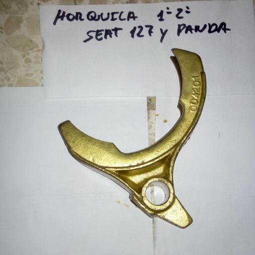 HORQUILLA DE 1 Y 2 VELOCIDAD CAMBIO SEAT 127 Y PANDA