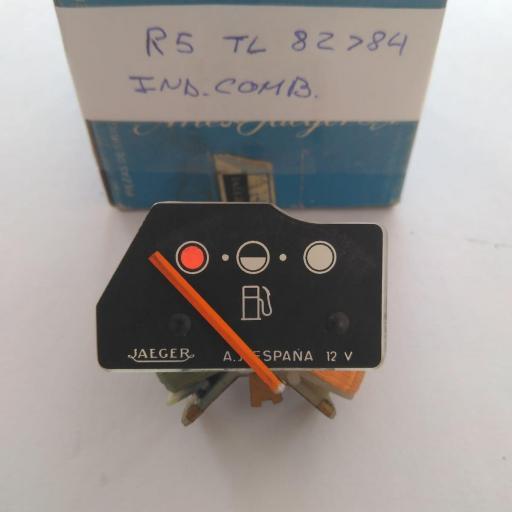 INDICADOR COMBUSTIBLE RENAULT 5 TL