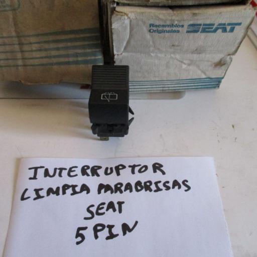 INTERRUPTOR LIMPIAPARABRISAS SEAT