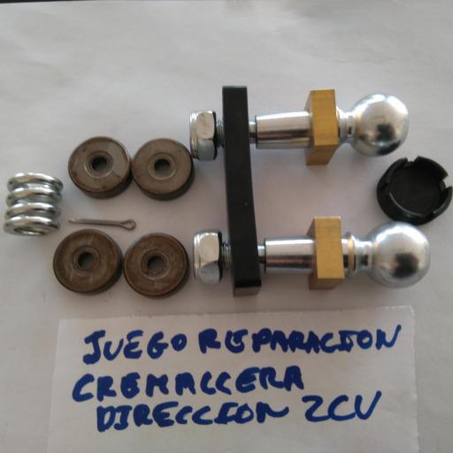 JUEGO REPARACION CREMALLERA DIRECCION CITROEN 2CV