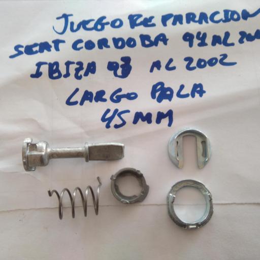 JUEGO REPARACION MANECILLA SEAT IBIZA Y CORDOBA