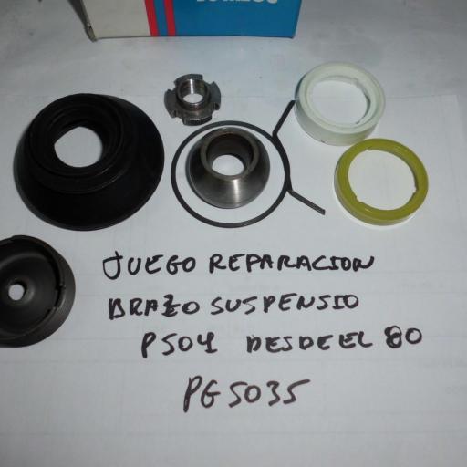KIT REPARACIÓN BRAZO SUSPENSIÓN PEUGEOT 504 DESDE EL 80