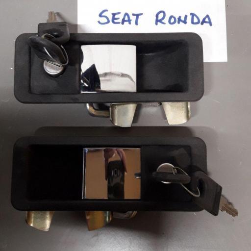 JUEGO MANECILLAS EXTERIOR SEAT RONDA