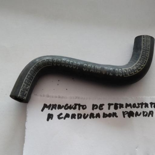 MANGUITO DE TERMOSTATO A CARBURADOR SEAT PANDA