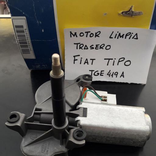 MOTOR LIMPIA PARABRISAS TRASERA FIAT TIPO