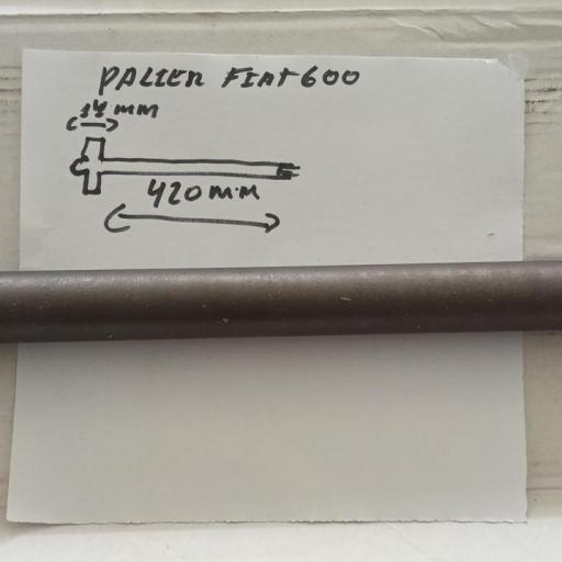 PALIER FIAT 600 Y 500