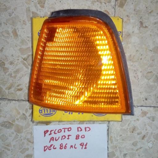 PILOTO DELANTERO IZQUIERDO AUDI 80