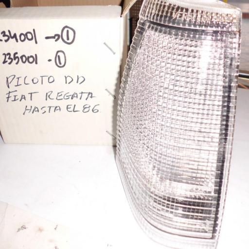 PILOTO DELANTERO DERECHO FIAT REGATA HASTA EL 86
