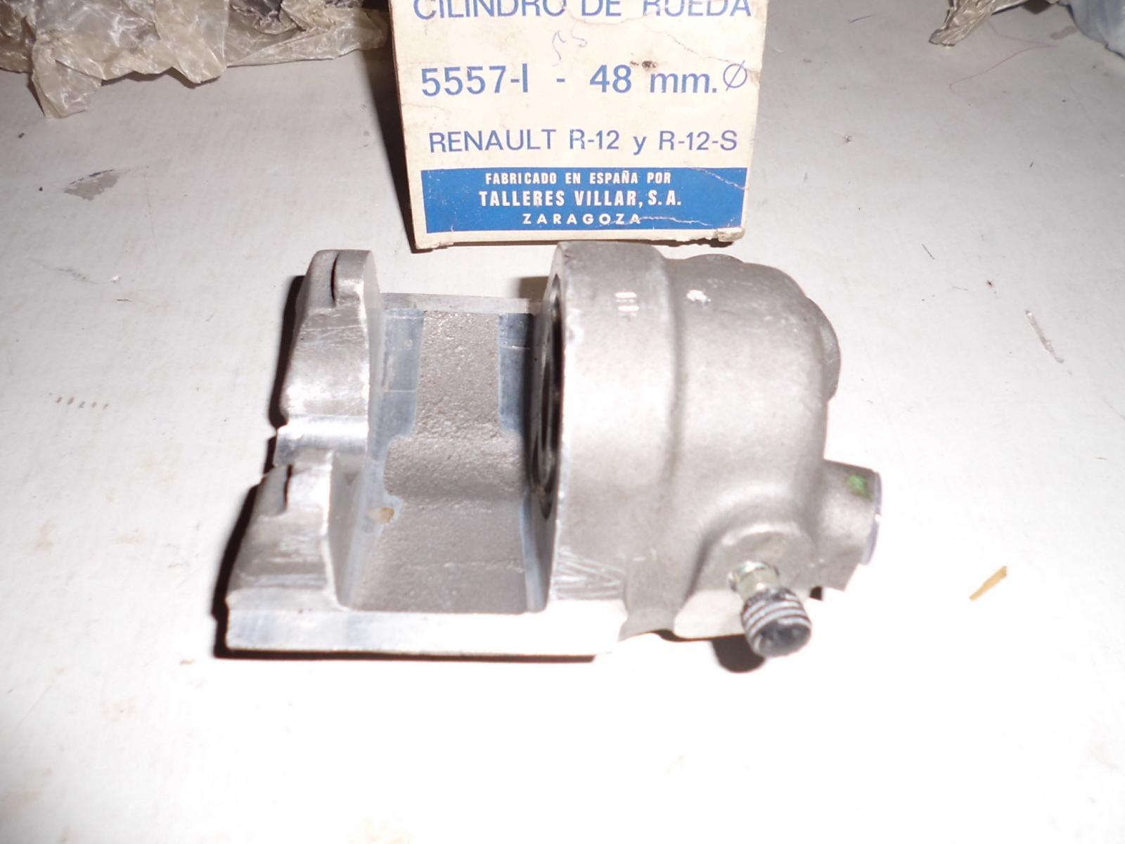 Pinza de freno de doble pistón de Renault 12