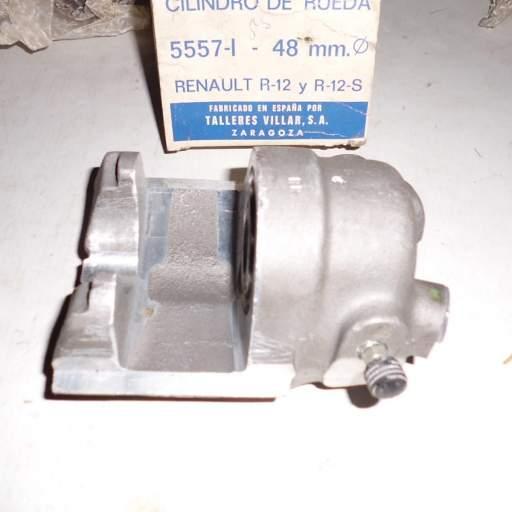 Pinza de freno de doble pistón de Renault 12 [0]