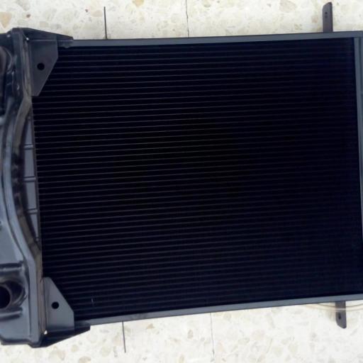 radiador motor mercedes f1000