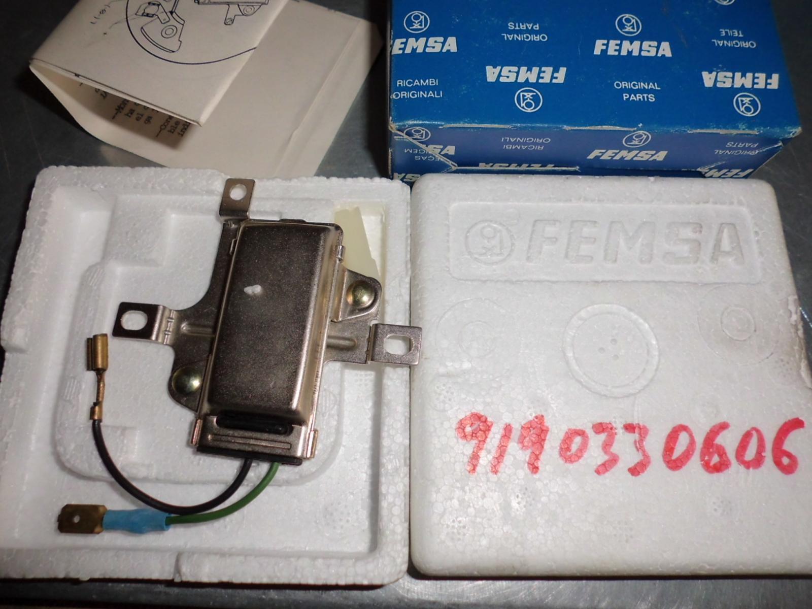 Regulador Ford marca Femsa