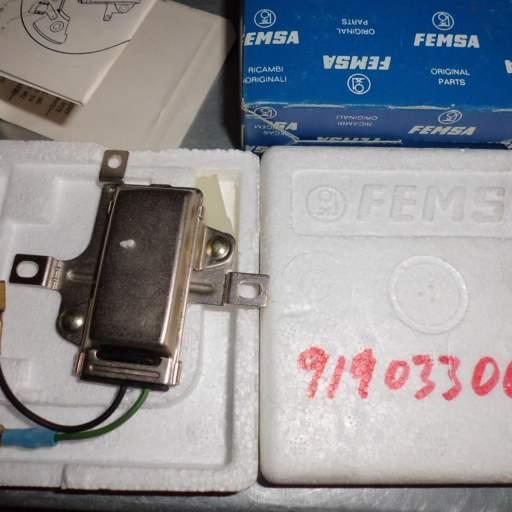 Regulador Ford marca Femsa [0]