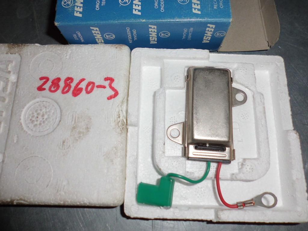 Regulador FEMSA 28860-3