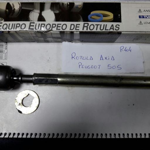 ROTULA AXIAL DIRECCION PEUGEOT 505