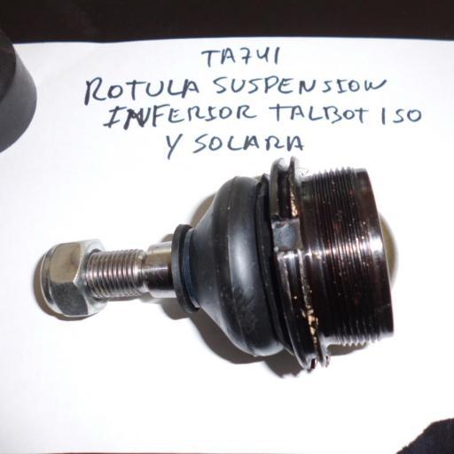 ROTULA SUSPENSION INFERIOR TALBOT 150 Y SOLARA