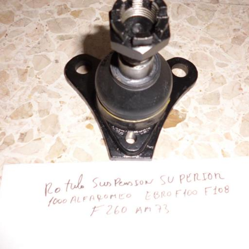 ROTULA SUSPENSION SUPERIOR EBRO F100 F108 F260