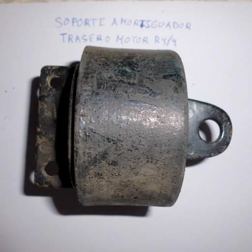 Soporte amortiguador trasero Renault 4/4 [0]