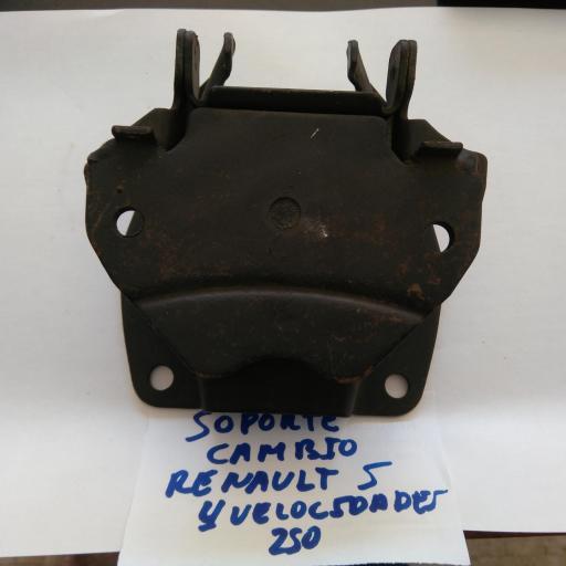 SOPORTE CAMBIO RENAULT 5 4 VELOCIDADES