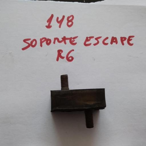 SOPORTE ESCAPE RENAULT 6