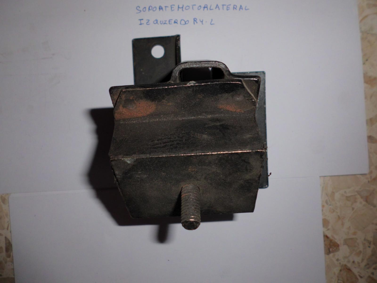 Soporte motor izquierdo Renault 4L