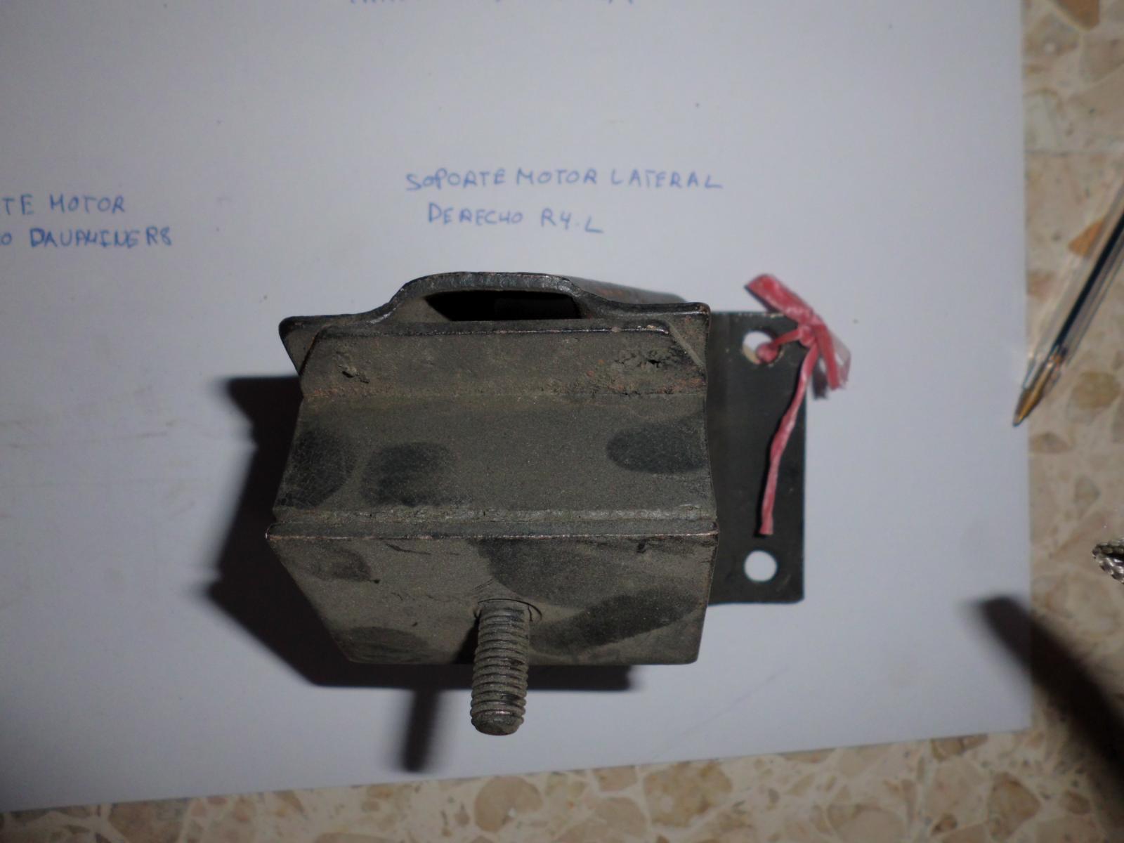 Soporte motor lateral derecho Renault 4/4