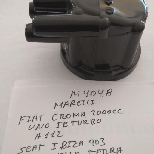 TAPA DELCO FIAT Y SEAT IBIZA MARELLI