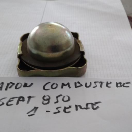 TAPON COMBUSTIBLE SEAT 850 Y OTROS
