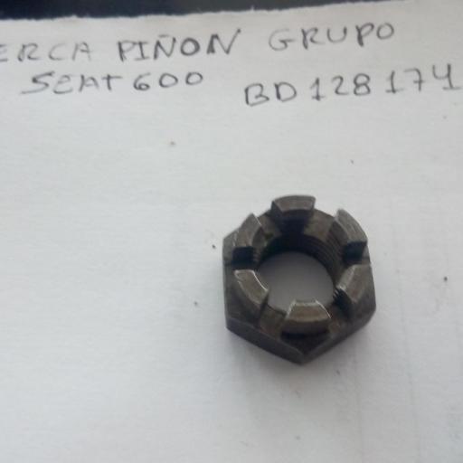 TUERCA PIÑON GRUPO SEAT 600