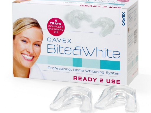 CAVEX BITE&WHITE READY 2 USE 6U.