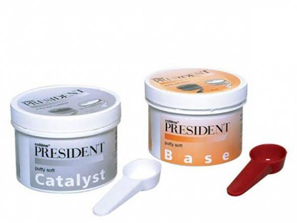 PRESIDENT PUTTY COLTENE 2X300ml.