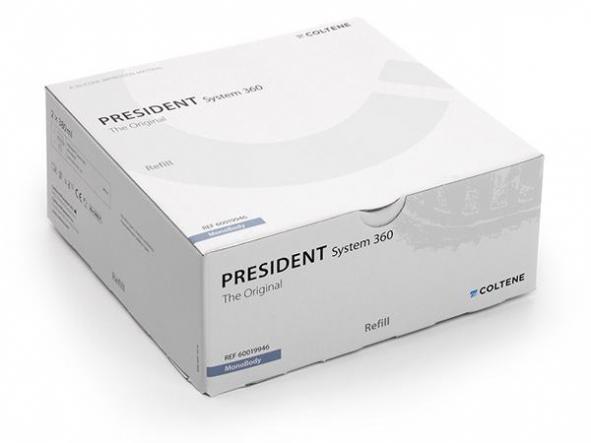 PRESIDENT SYSTEM 360 COLTENE 2 X380ML