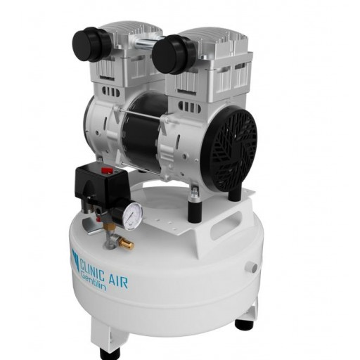 COMPRESOR CLINIC AIR SMART 2.25 SIN SECADOR