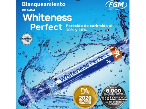 BLANQUEAMIENTO WHITENESS PERFECT MULTIPACK BOX FGM
