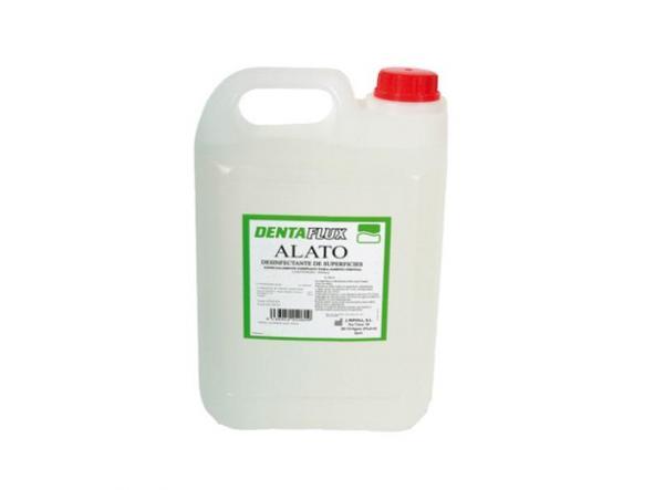ALATO DESINFECCION SUPERFICIES 5 litros.DENTAFLUX