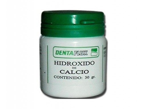 HYDROXIDO CALCIO PURO POLVO  DENTAFLUX