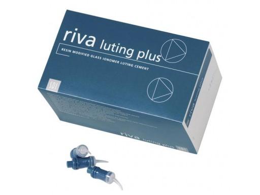 RIVA LUTING PLUS CAPS. 50u.