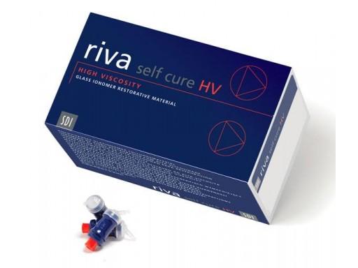 A1 RIVA SELF CURE HV CAPS. 50uds.