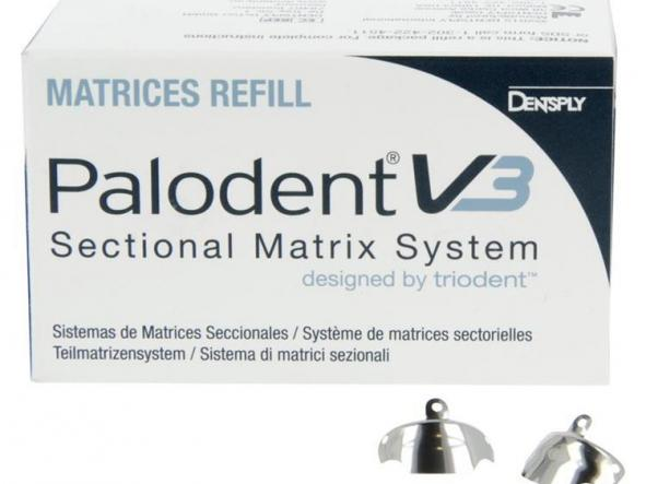 PALODENT V3 REP. MATRICES  50uds.