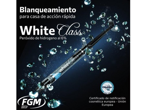 BLANQUEAMIENTO WHITE CLASS 6% FGM