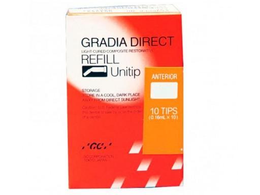 GC GRADIA DIRECT UNITIP  10u.
