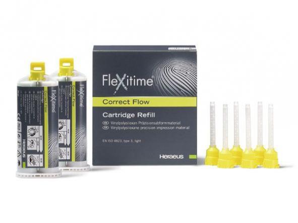 FLEXITIME FLOW 2X50ML.