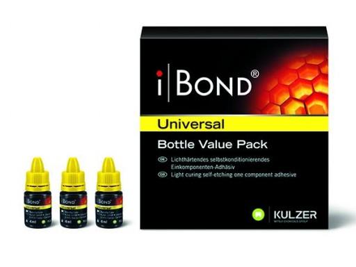 IBOND UNIVERSAL VALUE PACK 3X4ML
