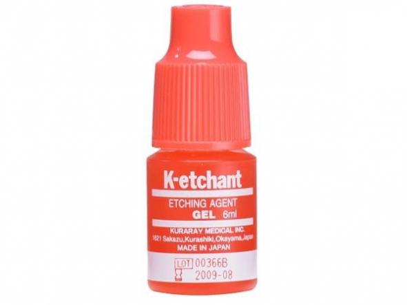 K-ETCHANT ACIDO ORTOFOSFORICO 40% GEL 6 ml