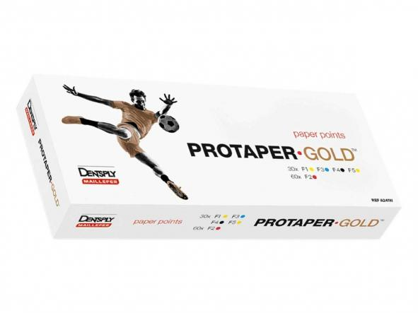 PUNTAS DE PAPEL PROTAPER GOLD