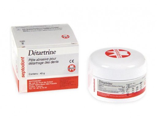 DETARTRINE 45 GR